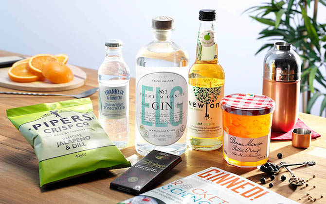 Subscription Box - Craft Gin Club