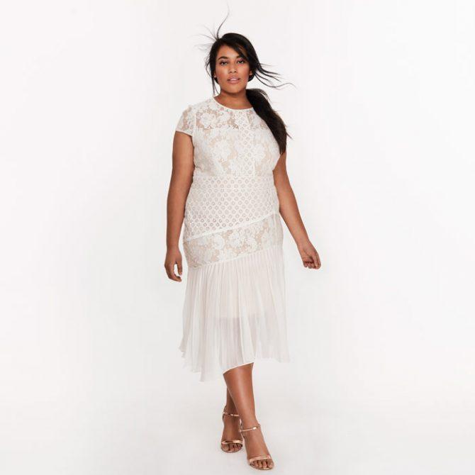 Wendy Lace Dress - Coast