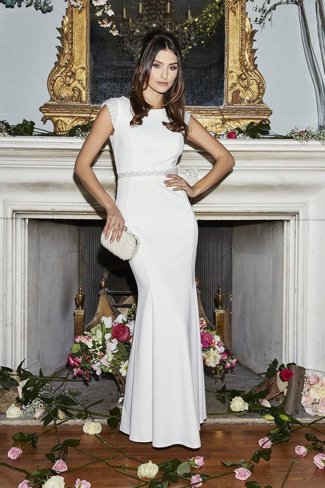 Lucia Maxi Dress - Quiz