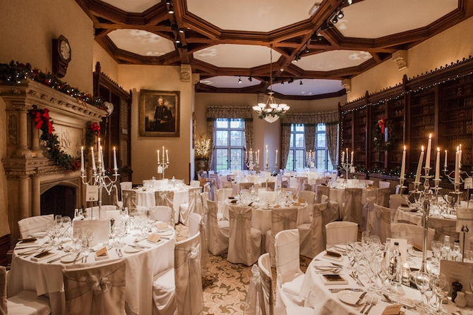 The Elvetham Beautiful Wedding Reception