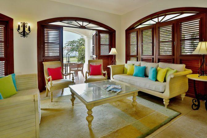 Courtyard Villa Suite Cap Maison