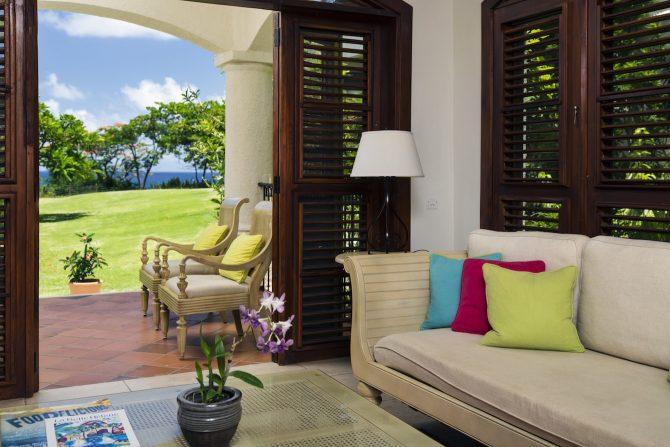 Courtyard Villa Suite Garden View Cap Maison