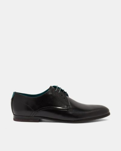 FONNTAN Leather Derby shoes