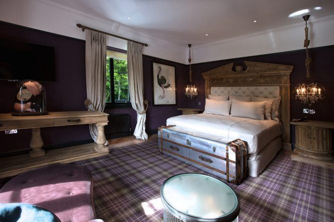 Glazebrook House - Luxury Hotels for a Romantic Break