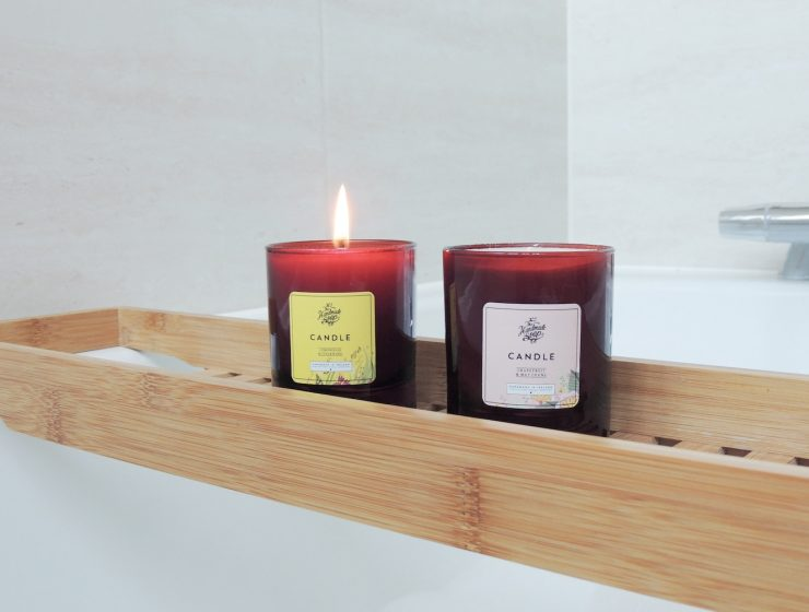 The Handmade Soap Company Candles