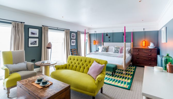 The Swan Southwold - Luxury Hotels for a Romantic Break