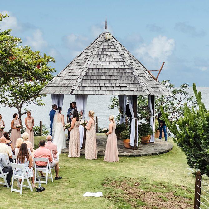 Wedding at Cap Maison