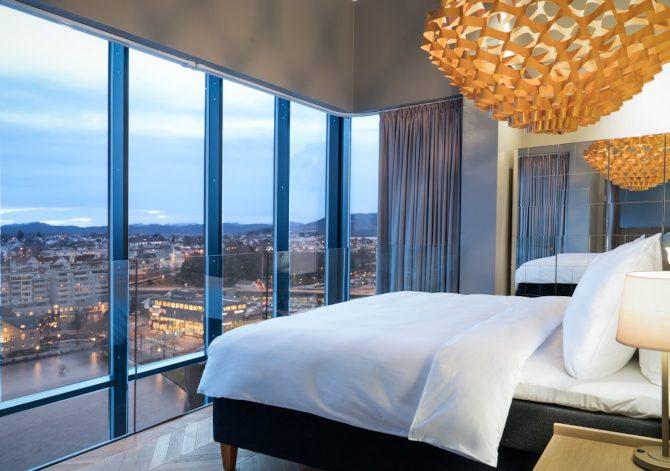 Raddison Blue Atlantic Hotel, Norway - Scandinavian Minimoons