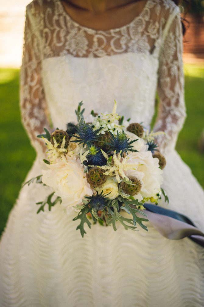 Columbia Beach Resort Bridal Bouquet