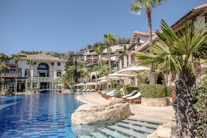 Columbia Beach Resort Resort West Pool