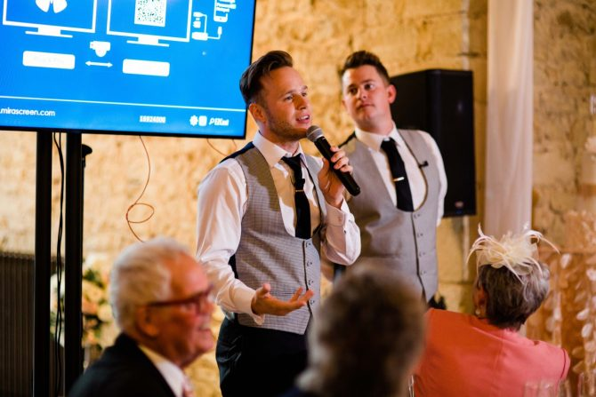 Olly Murs' Best Man Speech