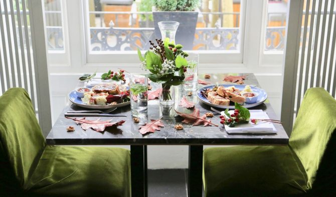 Cafe Forty One | Festive Days out in London