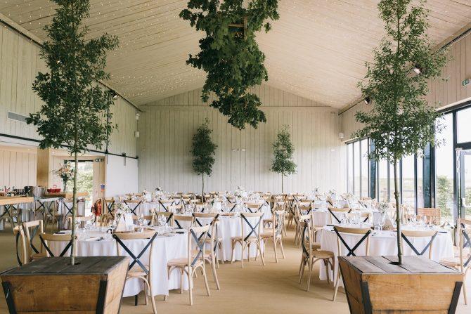 Primrose Hill Farm | Modern Barn Wedding