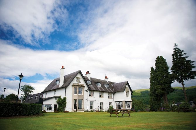 The Lovat in the Countryside