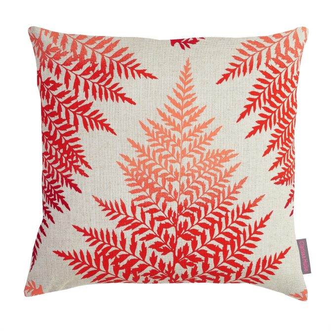 Clarissa Hulse, Filix Linen Cushion